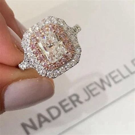Wedding Ring Goals by Nader Jewellers