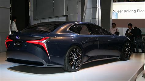 new lexus ls 2018 lexus ls most likely to release next year drivers