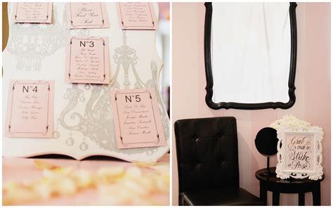 Chanel Bridal Shower coco chanel inspired bridal shower trueblu bridesmaid