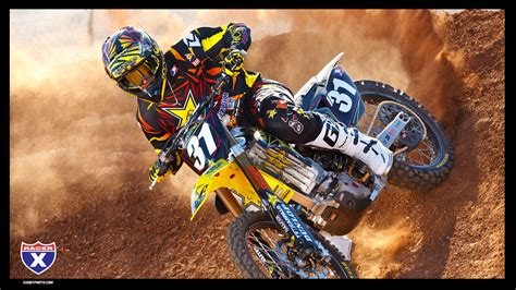 rockstar motocross rockstar energy racing wallpapers racer x online