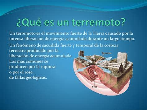 los terremotos como se origina 191 c 243 mo es el movimiento de los terremotos
