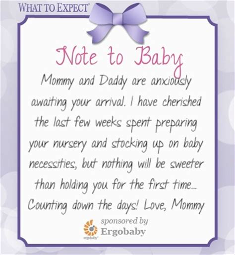 Waiting For Your Arrival Quotes awaiting baby arrival quotes quotesgram