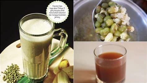 terbaik  membuat sari kacang hijau  murni