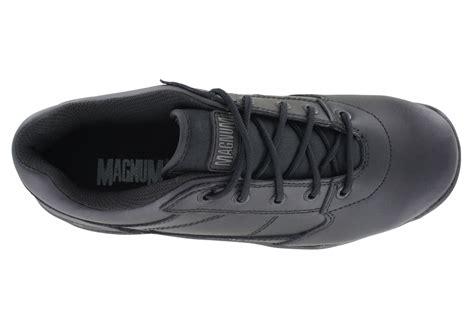 Almost Magnum Zip Black mens magnum viper low oxford black