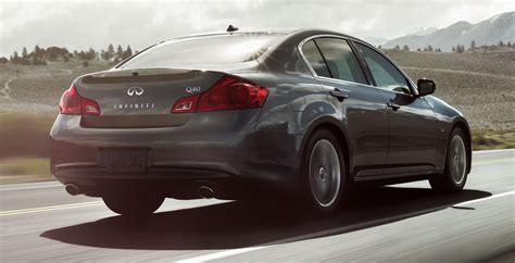 q40 infiniti new infiniti q40 last generation g sedan lives on image