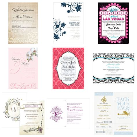 where to get wedding invitations printed in winnipeg printed wedding invitation sle wedding invitations