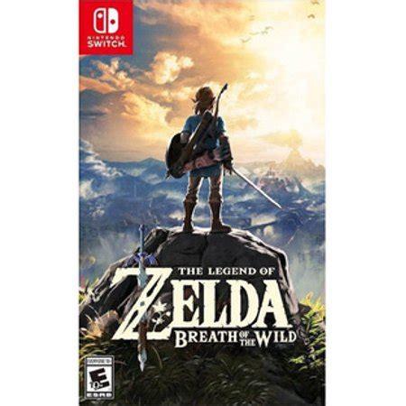 Legend Of Nintendo the legend of breath of the nintendo
