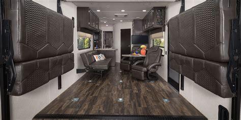 toy hauler garage flooring