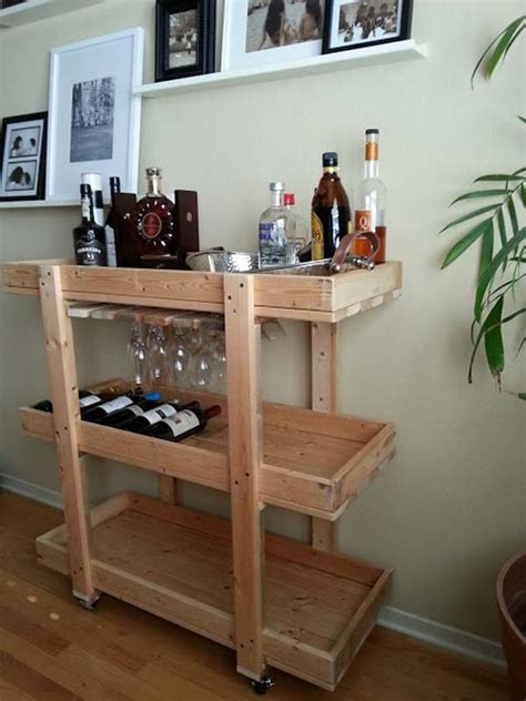 budget friendly cool diy home bar     home