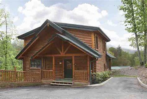 gatlinburg cabin high expectations 1 bedroom sleeps