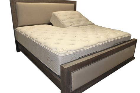 Split Top King Mattress fusion split top mattress sleep system lake mattress and