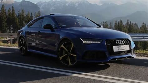 the new audi rs7 new audi rs7 2017