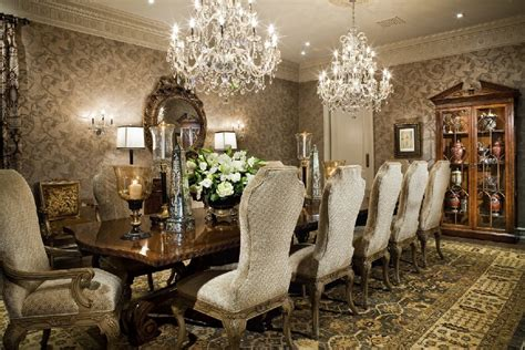 spectacular chandelier designs improve dining room