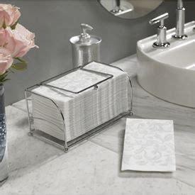 guest bathroom paper towels chrome guest towel holder wholesale my paper shop
