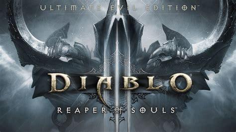 Ps4 Diablo Iii Reaper Of Souls Ultimate Evil Edition Diablo 3 diablo 174 iii reaper of souls ultimate evil edition