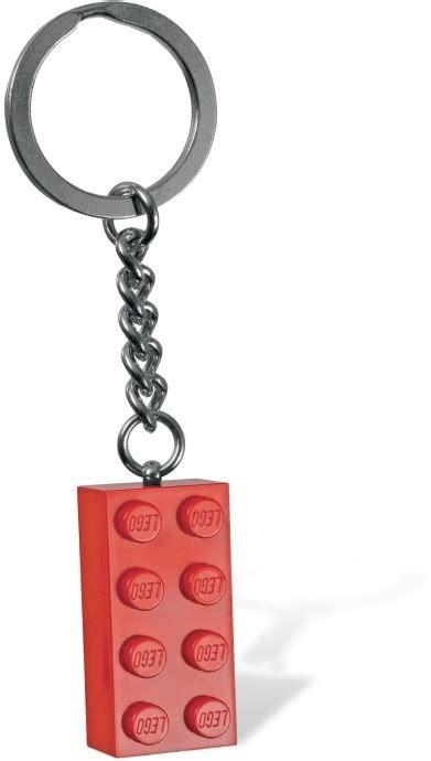 lego keychain tutorial 850154 1 red brick key chain brickset lego set guide