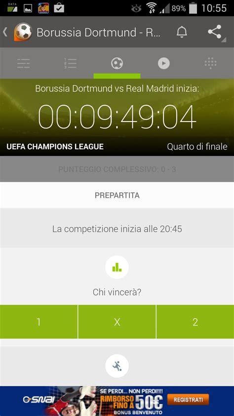 live mobile score livescore mobile diario capitano