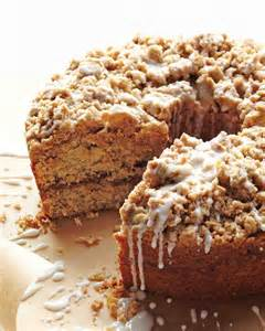 Cinnamon Streusel Coffee Cake Recipe Recipe   Martha Stewart