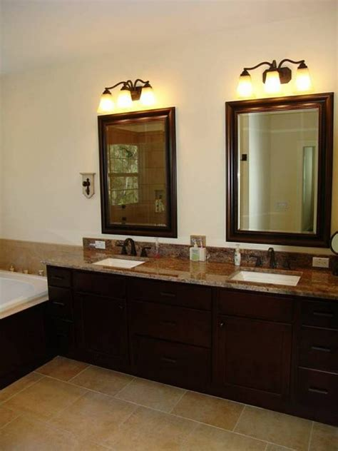 Bathroom Vanity Wall Lights Interior Design 17 Rustic Bathroom Cabinets Interior Designs