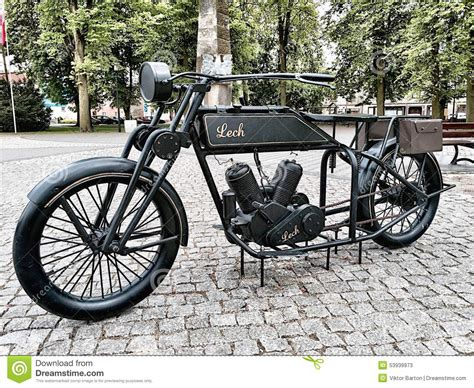 Motorrad Polieren by The Motorcycle Editorial Stock Photo Image