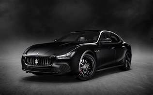 Maserati Photos Maserati Ghibli Nerissimo 4k Hd Wallpaper Hd Pictures