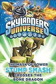 powers and the swashbuckling sky books the mask of power stump smash crosses the