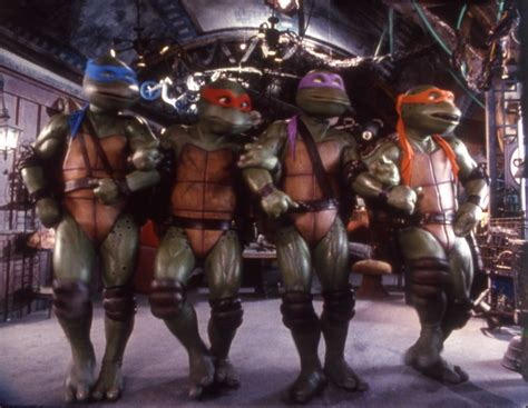 film ninja dancing teenage mutant ninja turtles the 25th anniversary