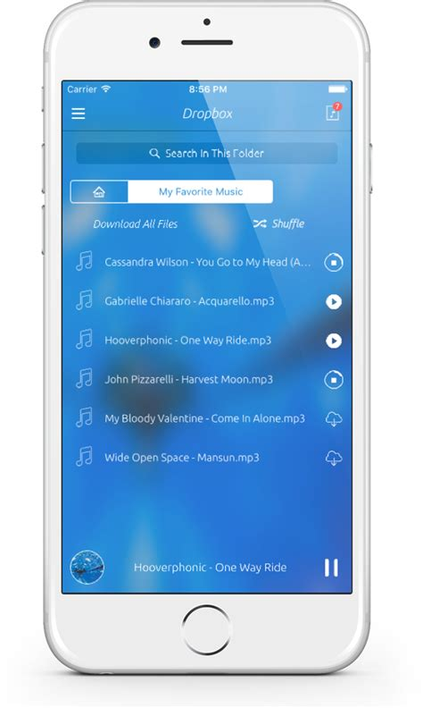 dropbox quora can you stream music files direcly from dropbox quora
