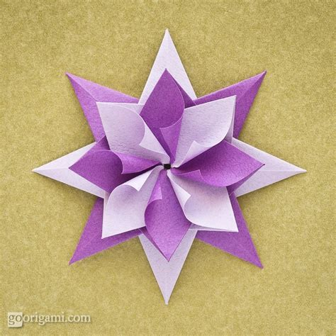 Origami Beautiful Flowers - beautiful origamy 2016