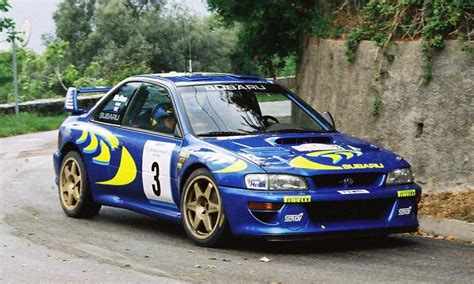 subaru gc8 rally subaru impreza gc8 wrc97 s3 racing cars