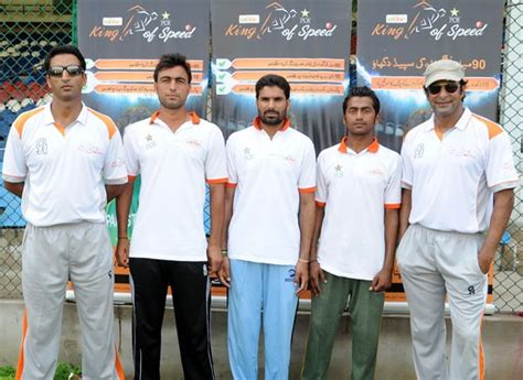 pcb ufone schedule for king of speed trials in pakistan a ufone king of speed winners join c with wasim akram