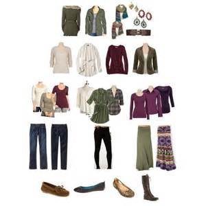 stay at home fall winter capsule wardrobe polyvore