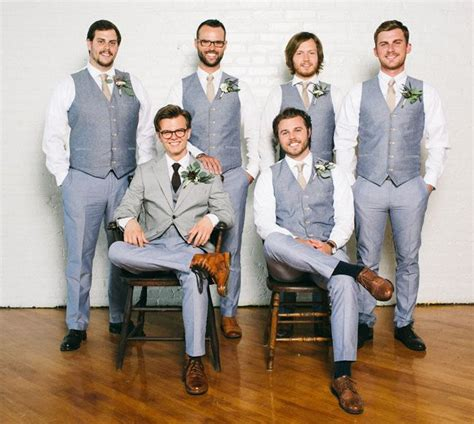 Vintage Wedding Attire For Groom by Groom And Groomsmen Suits Wedding Attire Models Picture