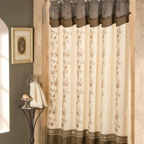 Shower Curtain Bed Bath And Beyond landhaus gardinen f 252 r eine gelassene stimmung in ihrem zuhause