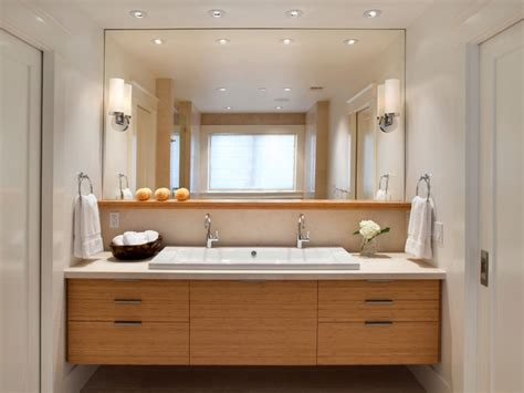 Floating Bathroom Vanity Designs » Home Design 2017