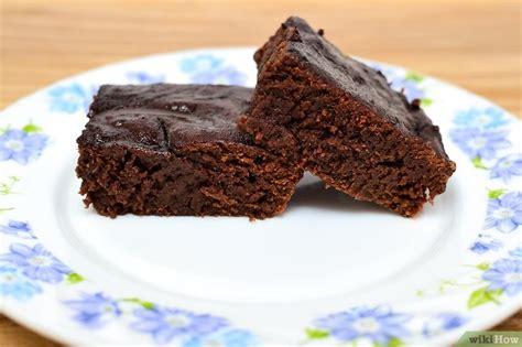 cara membuat brownies kukus dalam bahasa inggris cara membuat brownies kopi wikihow