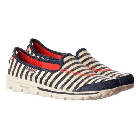 Skecher Resalyte Original 5 skechers americana go walk original lightweight resalyte walking shoes navy
