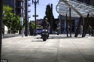 ryno motors uk the one wheeled motorbike it s impossible to fall at