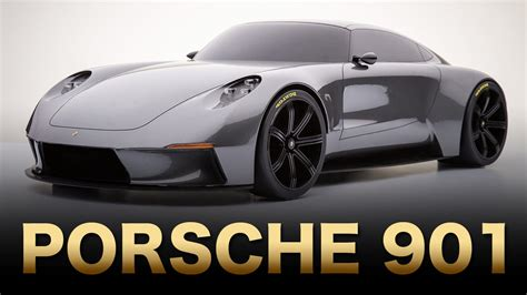 porsche 901 concept porsche 901 concept youtube