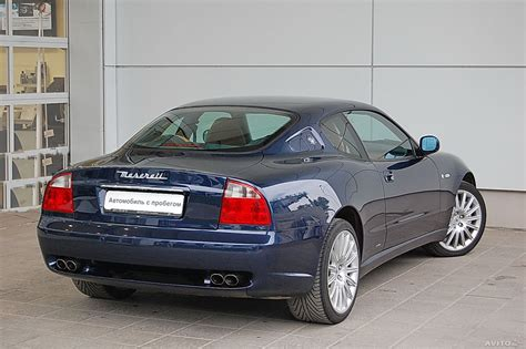 Maserati Gt Coupe by Maserati 4300 Gt Coupe Technical Specifications And Fuel