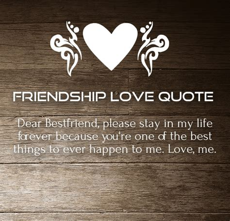 love and freindship and friendship love quotes and sayings for him her with images quotes square