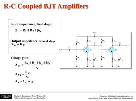 transistor lifier analysis ppt chapter 5 bjt ac analysis powerpoint presentation id 5588788