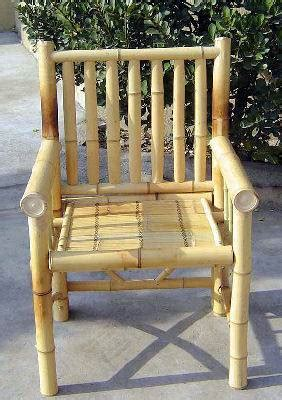 How To Make Bamboo Chair by Bamboo Chairs