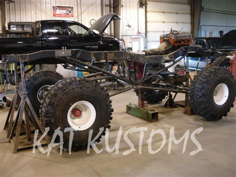 mega truck chassis project gallery 1978 k10 dsc06975b