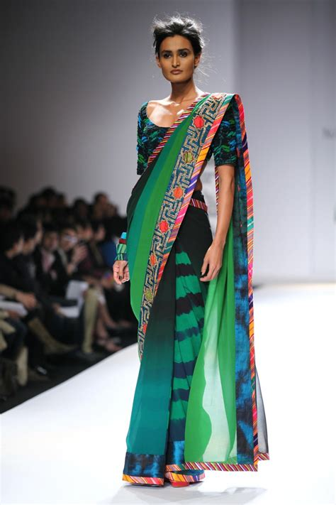 Fashion Week Day 2 by Day 2 Wills Lifestyle India Fashion Week Autumn Winter