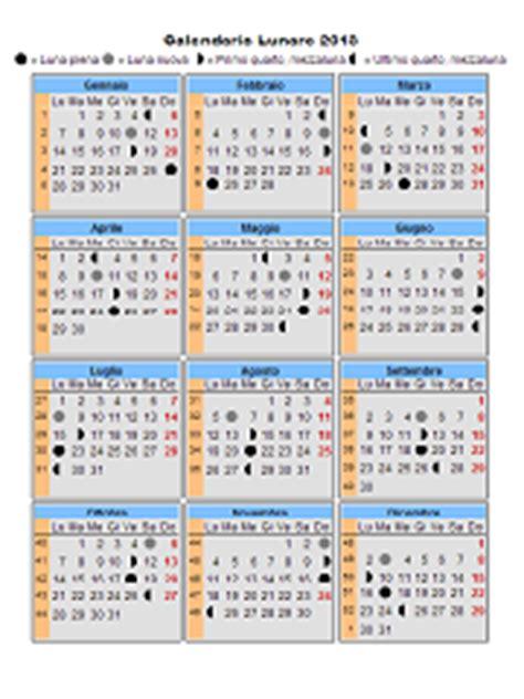 L Calendario Lunare Raccolti E Ritrovamenti Calendario Lunare 2013