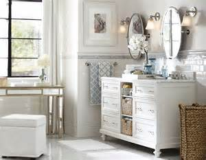 idea from pottery barn for bathroom time to customize