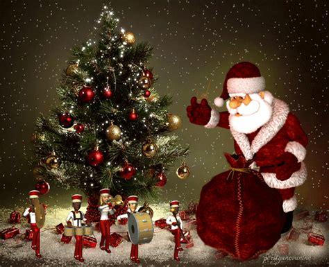 paul web logs santa claus dancing funny