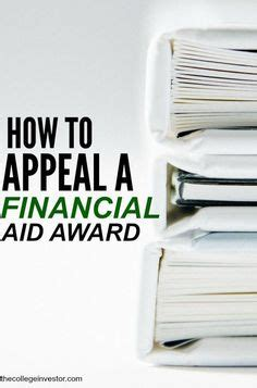I Not Received My Financial Aid Award Letter