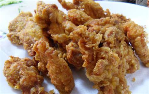 Gandum Goreng 3 resepi raidah ayam goreng celup tepung